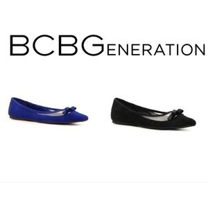 New in box BCBGeneration Flats shoes